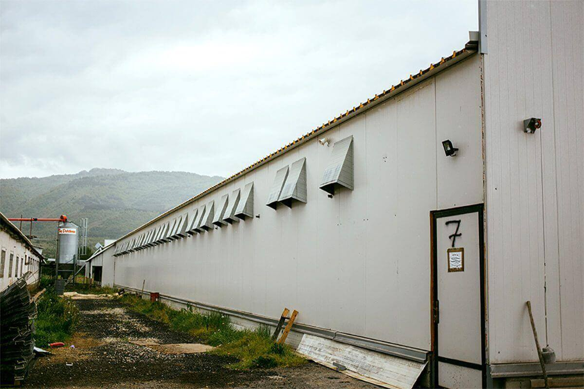 Бели Мост - Фарма